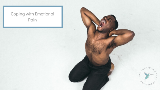 emotional pain coping